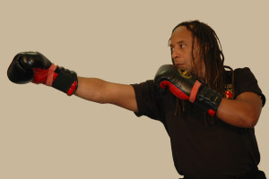 UMAA Chief Instructor Sifu Dwight Woods